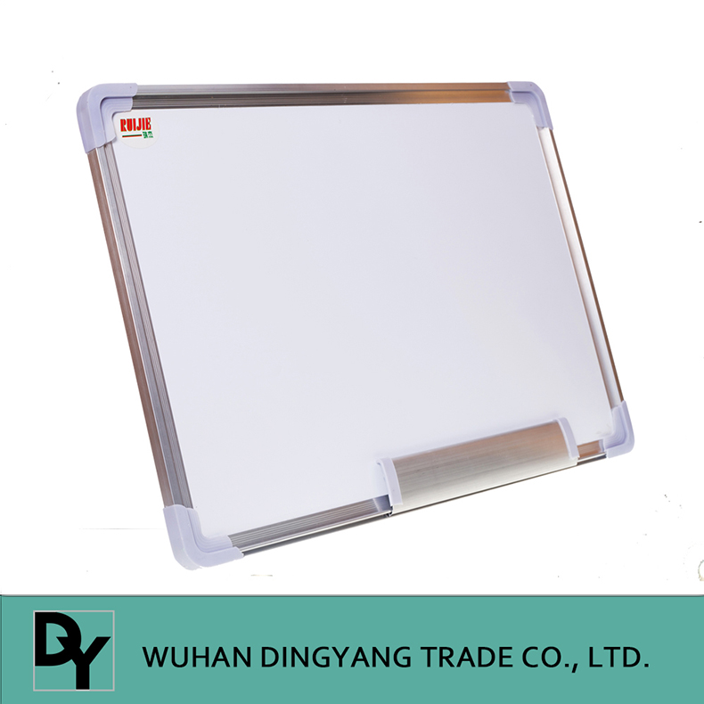 Teaching Supplies WhiteBoard with marker tray