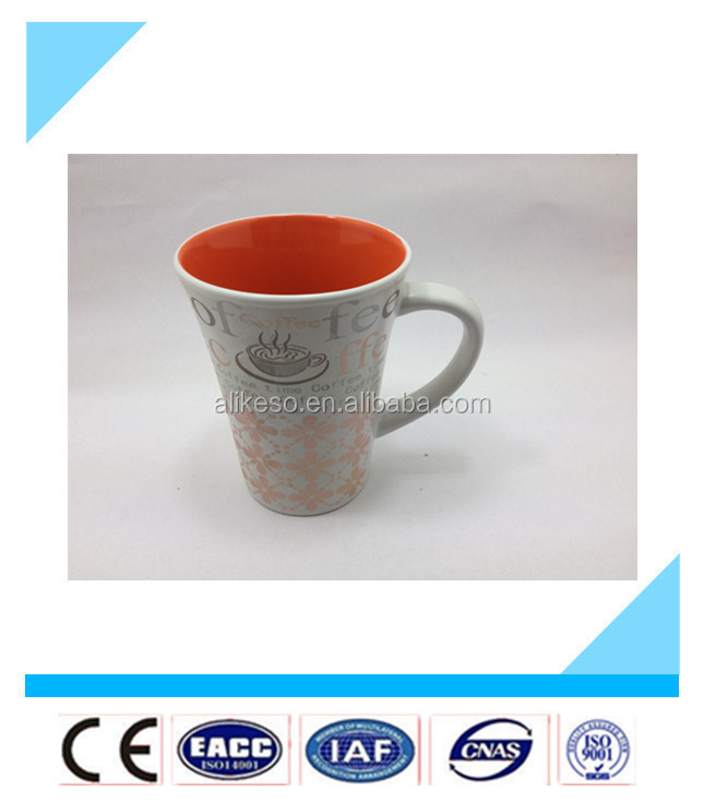 Wholesale fine ceramic stoneware bulk 11 oz cheap mugs