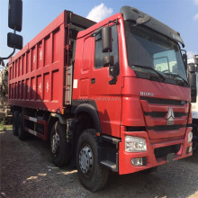 Hot sale Howo dump truck 25t 2x8 40t 4x8 model original engine Sinotruk Howo Shacman Beiben VOLVO SCANIA dump trucks