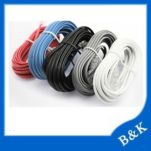 Hot sales telephone cable cross connect jumper wire with RoHS