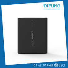 The best portable power bank with 4 LED indicator and rubber coated