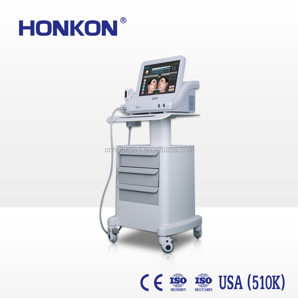HONKON Hifu Machine/ hifu Face Lift/Skin Tightening Hifu