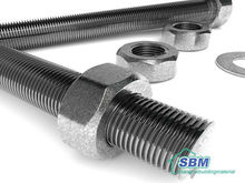 hex washer bolts