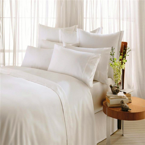 Extra Wide Hotel Cotton Fabric For Bedding Sheet Set