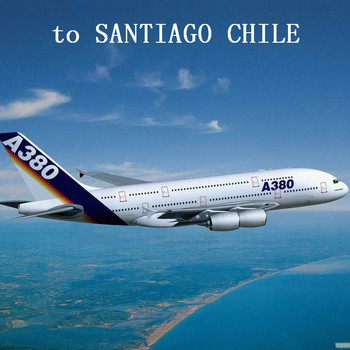 Air Freight to SANTIAGO CHILE from China Shanghai Beijing Shenzhen Guangzhou Chongqing Chengdu Xi'an