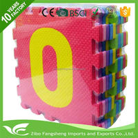 100% factory supply interlocking mats summer foldable polymer pu gel cooling puzzle mat puzzle toy card made in China