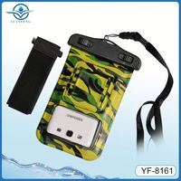High quality waterproof bag for arm band case for ipad mini