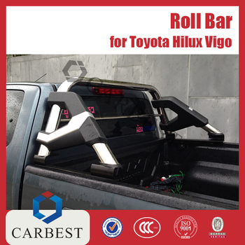 High Quality Roll Bar for Toyota Hilux Vigo