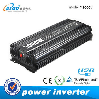 New products 2016 dc to ac inverter,Modified sine wave inverter 3000w solar power inverter made in china