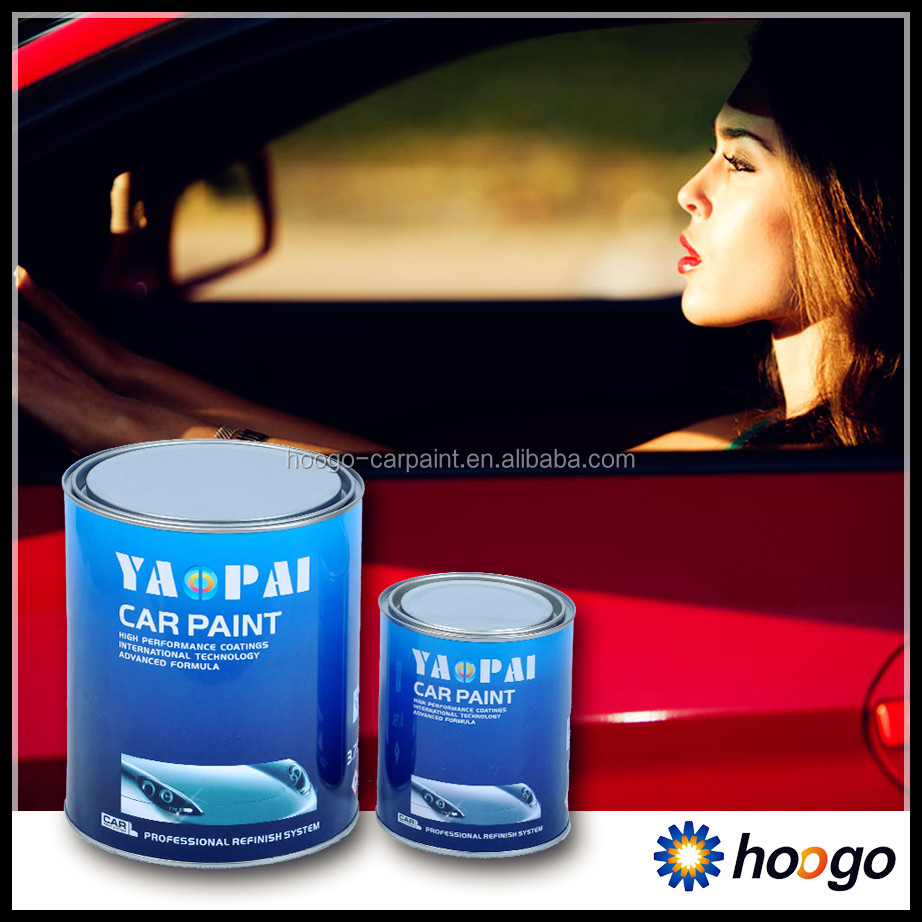 2K fast drying acrylic paint hardener for car