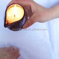 soy massage candle