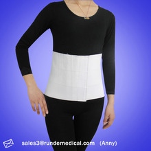 White Color Elastic PostPartum Abdominal belt maternity girdle with CE approved
