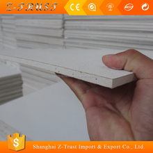 Interior wall panel gypsum board 6mm~ 15mm thickness