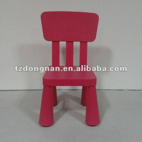 lovely kd plastic kids chair