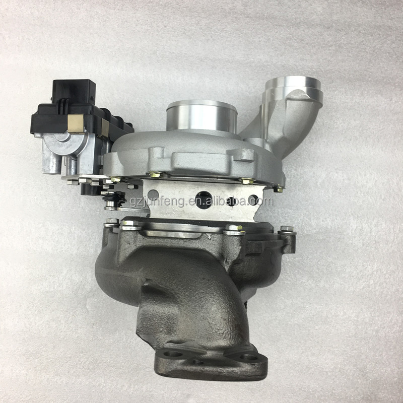 V6 Cylinders Diesel Engine parts GTA2052GVK Turbo 757608-5001S turbocharger for Mercedes Benz ML280 CDI, ML320 CDI OM642 Engine