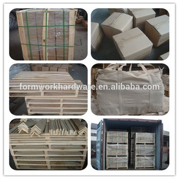 Construction formwork accessories counter plate