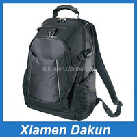 Black laptop backpack DK09-0208/Dakun