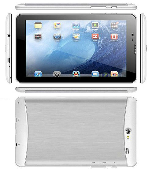 2015 Cheap Dual-core Tablet Computer with 7inch IPS 3G phone