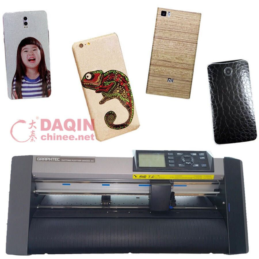 mobile phone skin machine for iphone