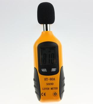 XINTEST Mini Digital Sound Level Meter With Data Logger