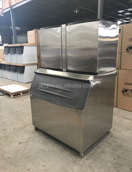 China suppliers with ice making machine for industrial application
