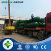 Thermal cracking technology recycle waste tire plastic rubber to oil waste tire pyrolysis plant