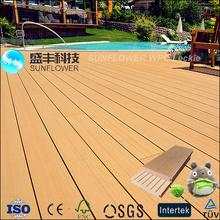 WPC Decking composite decking wpc plank for outdoor