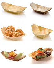 Wholesale Best Quality disposable wooden boat handicraft