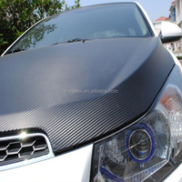Fashion 1.52*30M 3D carbon fiber vinyl for car exterior