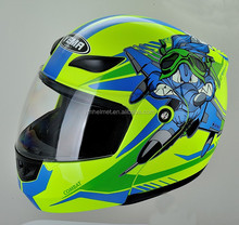 DOT standard shell helmet flip-up helmet manufacturer china YM-920