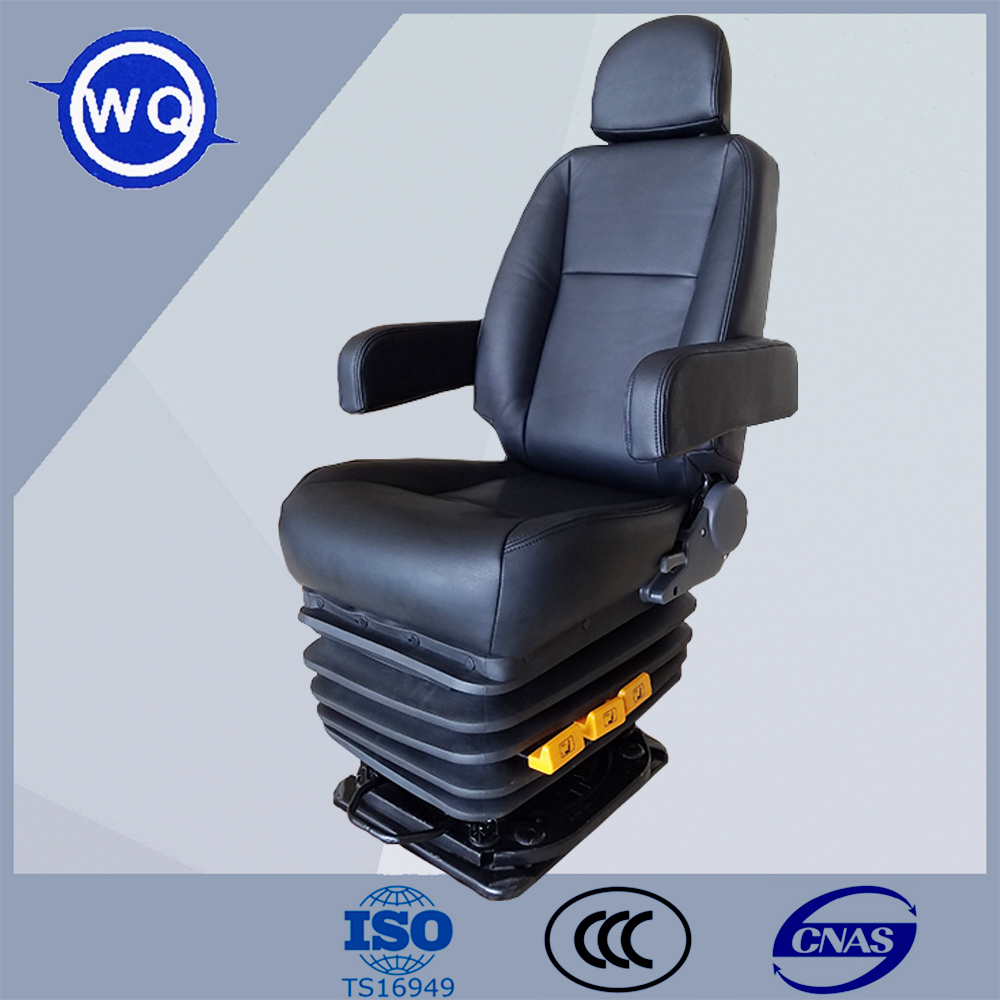 Heavy Duty Equipment Truck Rotating Seat for drivers