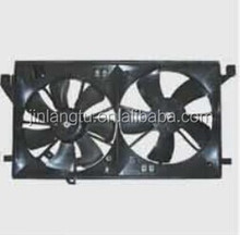 slim electric radiator fan FOR MAZDA 3