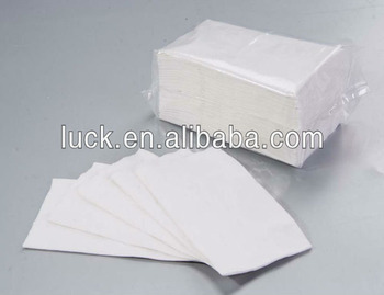 1/8 fold Dinner napkin novelty paper