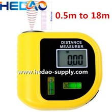18m china ultrasonic distance measurer with laser pointer
