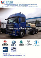 hot sale foton truck tractor, steyr 6*4 tractor truck for sale