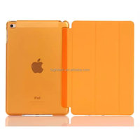 Stand Leather Flip Case Cover For Apple iPad Mini 4 Ultra Slim Folio Fold