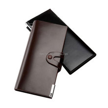 Fani New Men Clutch Handbag Long Purse Bifold Wallet High Quality Genuine Leather Men Wallet
