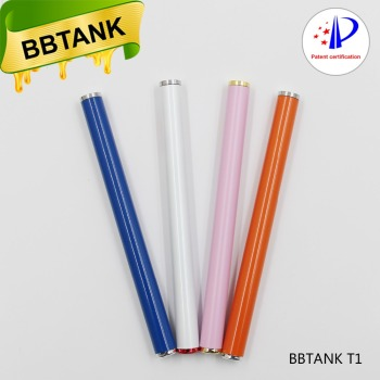 BBTANK 0.3 0.5ml loadable tank fillable disposable e cigarette