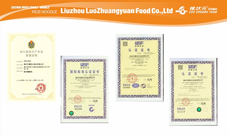 Nutritious river snail rice noodle made from Liuzhou,China