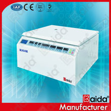 KS50R table top high speed refrigerated centrifuge