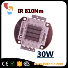 10W 20W 30W 50W 100W 810nm high power LED chip