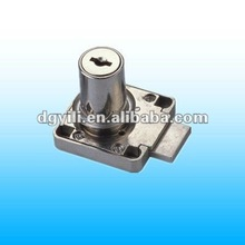 Zinc alloy drawer lock 138-22