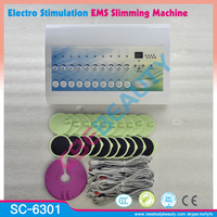 SC-6301 ems muscle stimulator breast enlarge beauty machine
