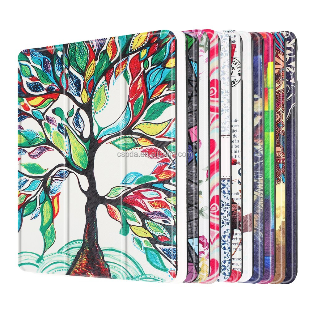Fashion Pattern hard plastic slim case cover for ipad pro 9.7inch for ipad air 2 cover case