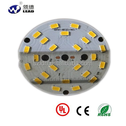 led bulb light circuit design&pcba smd 2835 chip led bulb lighting
