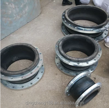 Dn200 Pn10 Epdm Flange Type Rubber Bellows Expansion Joint