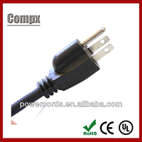 4/10/13/15A 125V USA Power Cord