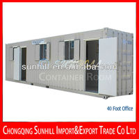 Sunhill Single Layer sandwich panel 20 feet living container home