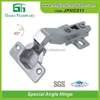 Perfect professional 45 angle cabinet hinges