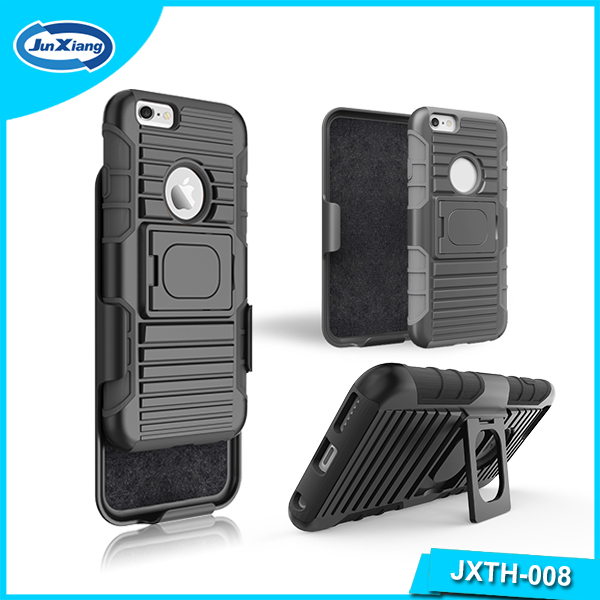 Heavy Duty Belt Clip Case Super Slim Hard Shell Holster Clip Cover Case with Ring hole for Samsung S7, for iphone 6 plus